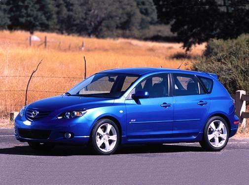 Used 2005 Mazda Mazda3 S Hatchback 4d Prices Kelley Blue Book