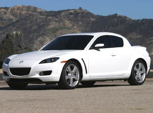 2005 MAZDA RX-8 | Pricing, Ratings, Expert Review | Kelley