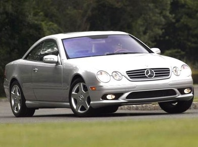 2005 Mercedes Benz Cl Class Prices Reviews Pictures Kelley