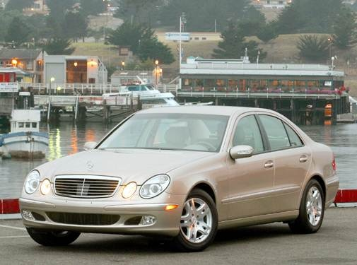2005 Mercedes-Benz C-Class   Pricing, Ratings, Expert Review