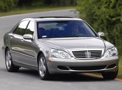2005 Mercedes Benz S Class Pricing Ratings Expert Review