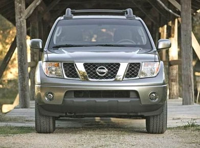 2005 Nissan Frontier Crew Cab | Pricing, Ratings, Expert