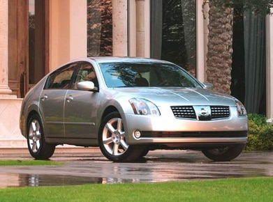 2005 Nissan Maxima Pricing Ratings Expert Review