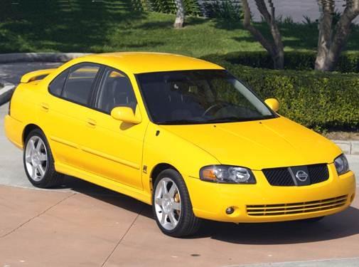 Get Nissan Sentra Spec V 2005