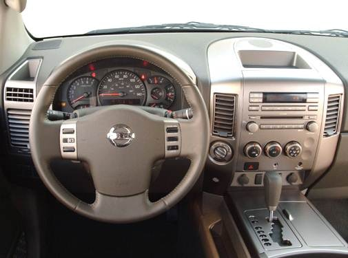 2005 Nissan Titan King Cab | Pricing, Ratings, Expert Review