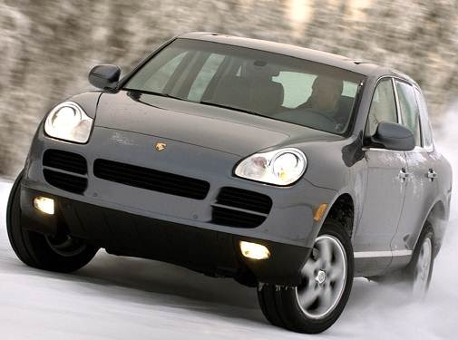 Used 2005 Porsche Cayenne Values Cars For Sale Kelley Blue Book