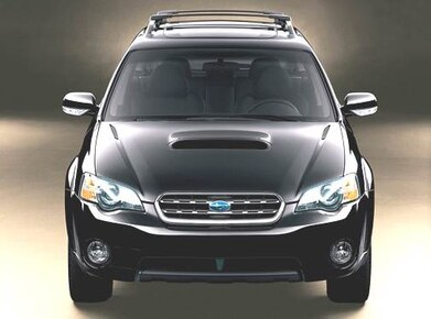 2005 Subaru Outback | Pricing, Ratings, Expert Review