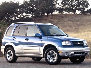2005 Suzuki Grand Vitara Pricing, Reviews & Ratings | Kelley