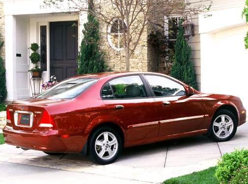 2005 Suzuki Verona   Pricing, Ratings, Expert Review   Kelley Blue Book