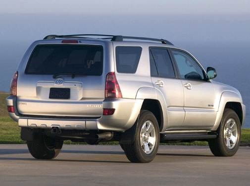 2005 Toyota 4Runner | Pricing, Ratings, Expert Review