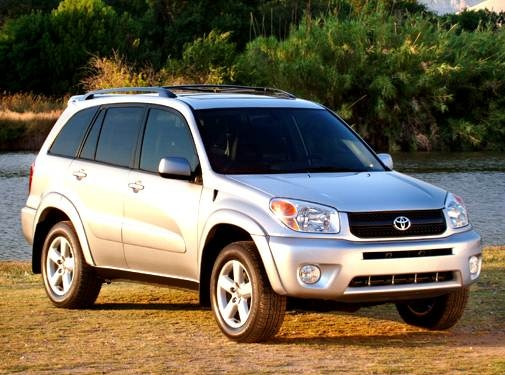 2005 Toyota RAV4 | Pricing, Ratings, Expert Review | Kelley Blue Book