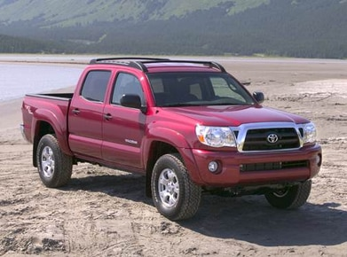 2005 Toyota Tacoma Double Cab | Pricing, Ratings, Expert