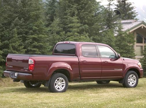 2005 Toyota Tundra Double Cab | Pricing, Ratings, Expert