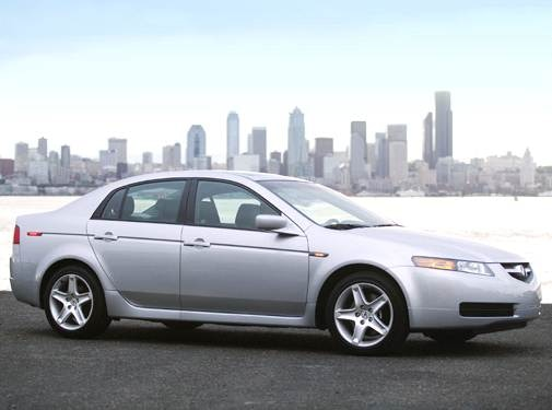 2006 Acura TL   Pricing, Ratings, Expert Review   Kelley Blue Book