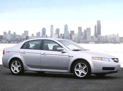 2006 Acura Tl Pricing Reviews Ratings Kelley Blue Book