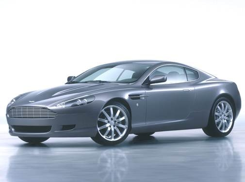 2006 Aston Martin Db9 Values Cars For Sale Kelley Blue Book