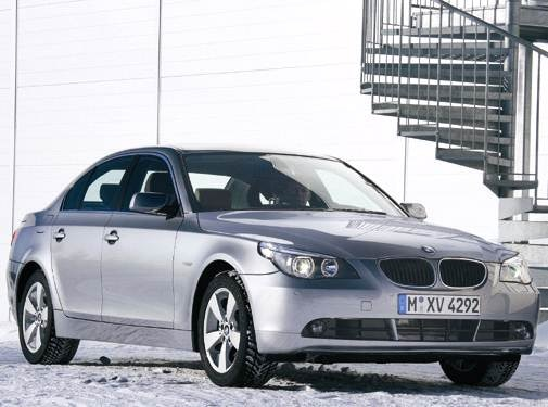 2006 BMW 5 Series | Pricing, Ratings, Expert Review | Kelley Blue Book