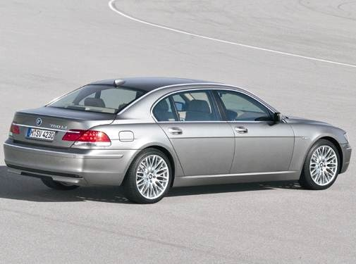 2006 BMW 7 Series | Pricing, Ratings, Expert Review | Kelley