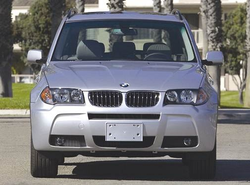 2006 BMW X3 | Pricing, Ratings, Expert Review | Kelley Blue Book