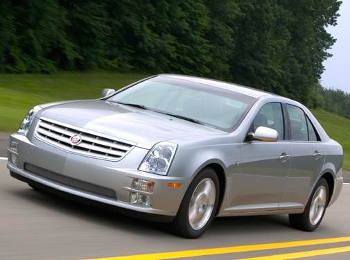 2006 Cadillac STS | Pricing, Ratings, Expert Review | Kelley Blue Book