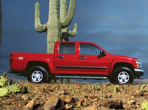 Used 2006 Chevrolet Colorado Crew Cab Lt Pickup 4d 5 1 4 Ft Prices Kelley Blue Book