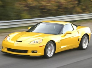 Used 2006 Chevrolet Corvette Z06 Coupe 2d Prices Kelley Blue Book