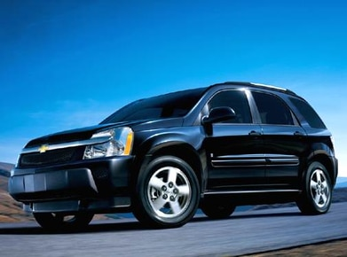 2006 Chevrolet Equinox Pricing Reviews Ratings Kelley