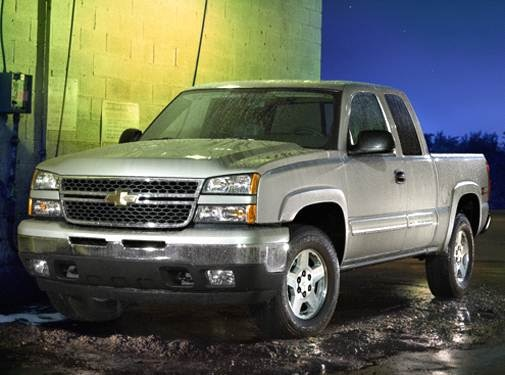 Used 2006 Chevrolet Silverado 1500 Extended Cab Work Truck Pickup 4d 6 1 2 Ft Prices Kelley Blue Book