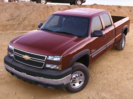 2006 Chevrolet Silverado 2500 HD Crew Cab | Pricing, Ratings, Expert