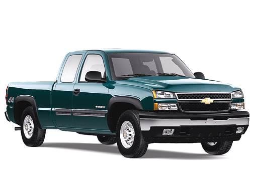 2006 Chevrolet Silverado 2500 Values Cars For Sale Kelley Blue Book