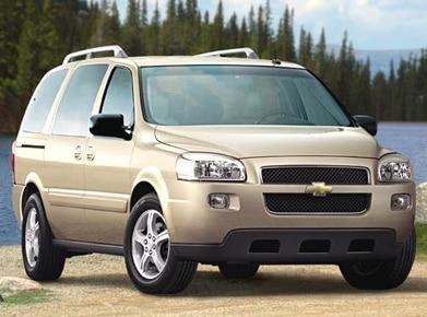 Used 2006 Chevrolet Uplander Passenger Values Cars For Sale Kelley Blue Book