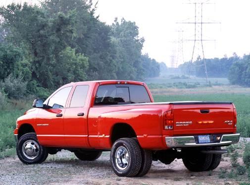 2006 Dodge Ram 3500 Quad Cab | Pricing, Ratings, Expert