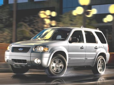 2006 Ford Escape Pricing Ratings Expert Review Kelley