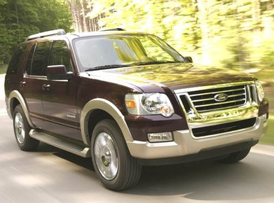 2006 Ford Explorer Pricing Ratings Expert Review