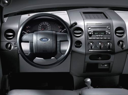 2006 Ford F150 Supercrew Cab Pricing Ratings Expert Review