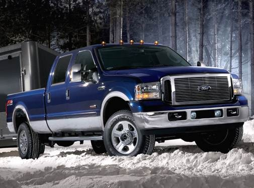 2006 Ford F250 Super Duty Crew Cab | Pricing, Ratings
