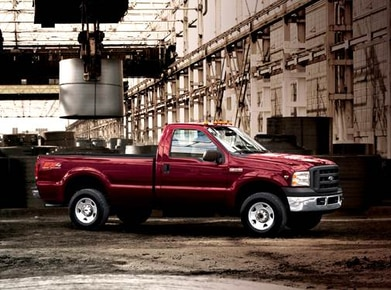 2006 Ford F350 Pricing Reviews Ratings Kelley Blue Book