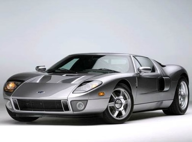 Used 2006 Ford Gt Values Cars For Sale Kelley Blue Book