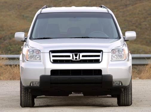 2006 Honda Pilot Mpg >> 2006 Honda Pilot Pricing Reviews Ratings Kelley Blue Book