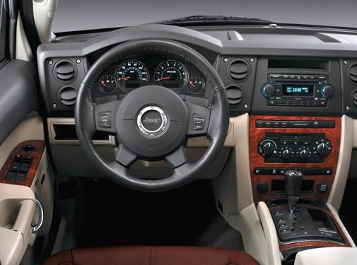 2006 Jeep Commander | Pricing, Ratings, Expert Review