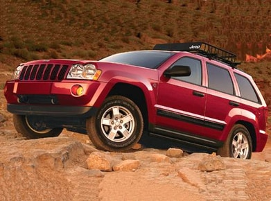 2006 Jeep Grand Cherokee | Pricing, Ratings, Expert Review