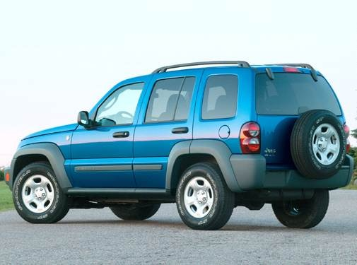 Jeep Liberty Mpg >> 2006 Jeep Liberty Pricing Reviews Ratings Kelley Blue Book