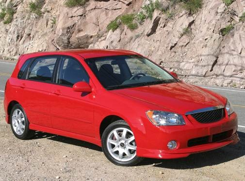 Used 2006 Kia Spectra 5 Hatchback 4d Prices Kelley Blue Book
