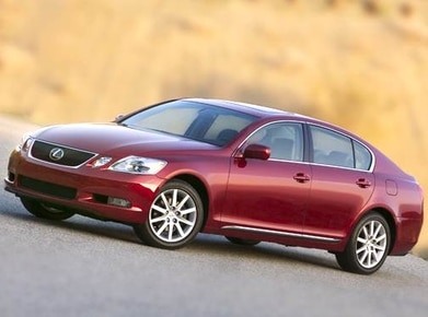 2006 Lexus Gs >> 2006 Lexus Gs Pricing Reviews Ratings Kelley Blue Book