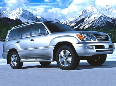 2006 Lexus LX | Pricing, Ratings, Expert Review | Kelley Blue Book