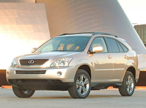 2006 Lexus RX   Pricing, Ratings, Expert Review   Kelley Blue Book