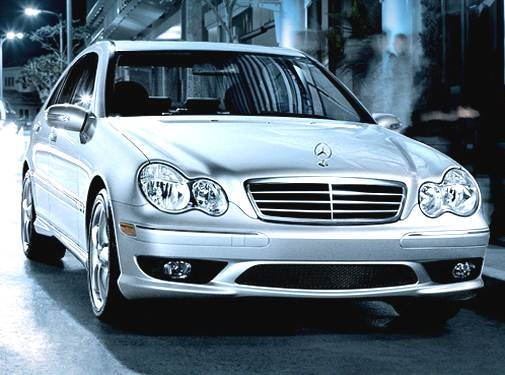 2006 Mercedes-Benz C-Class | Pricing, Ratings, Expert Review