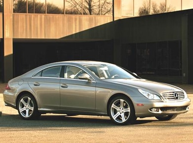 2006 Mercedes Benz Cls Class Prices Reviews Pictures Kelley