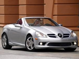 Used 2006 Mercedes Benz Slk Class Slk 350 Roadster 2d Prices Kelley Blue Book