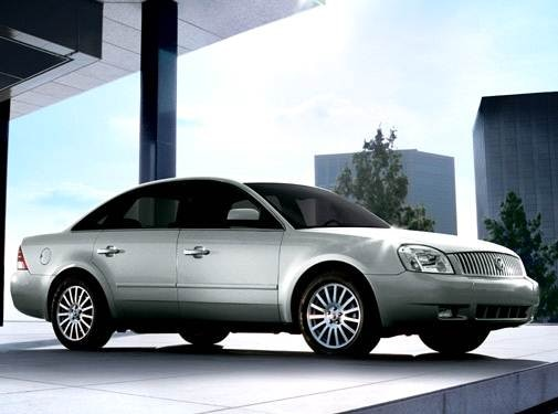 2006 mercury montego | pricing, ratings, expert review | kelley blue book